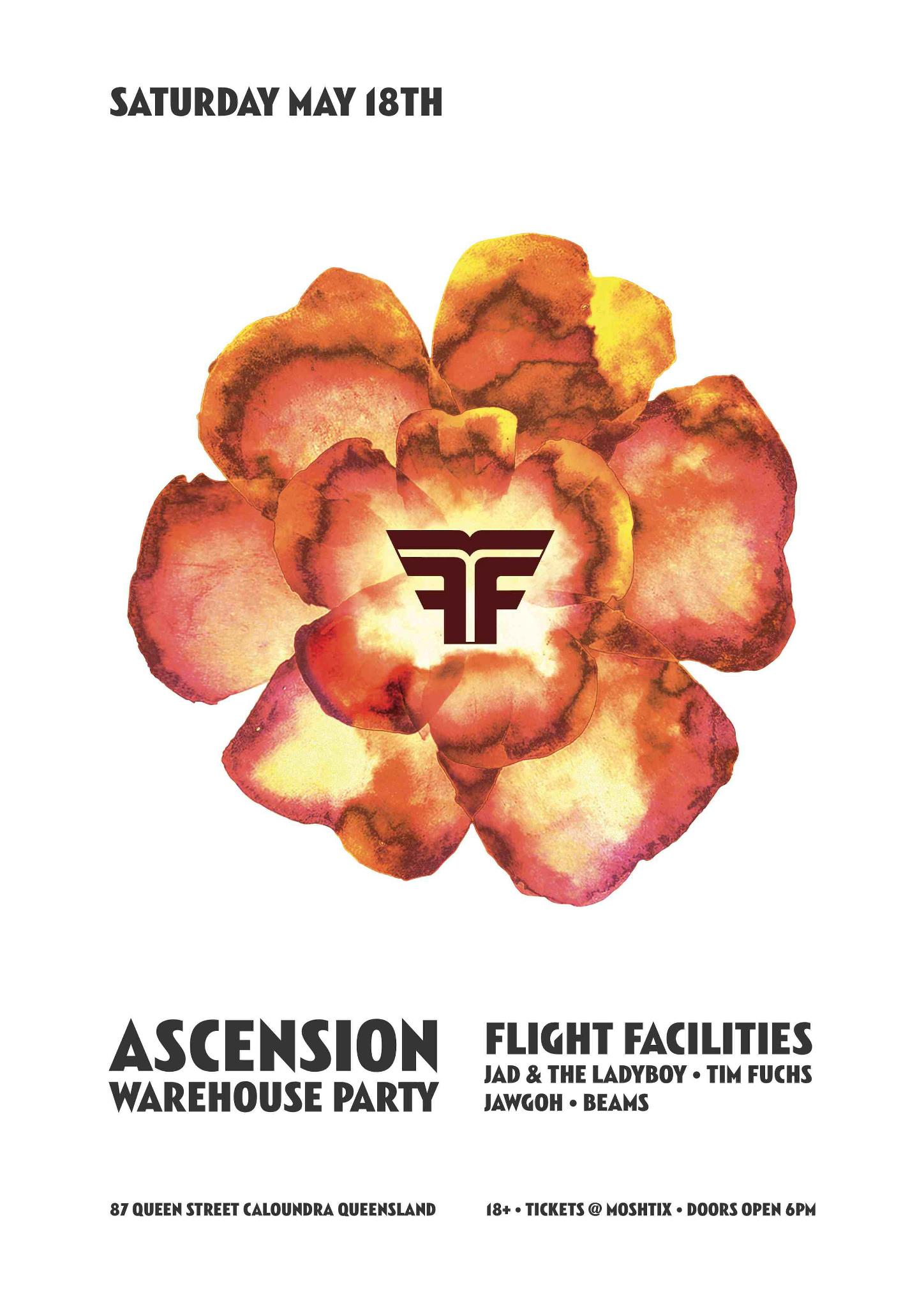 Flight Facilities poster