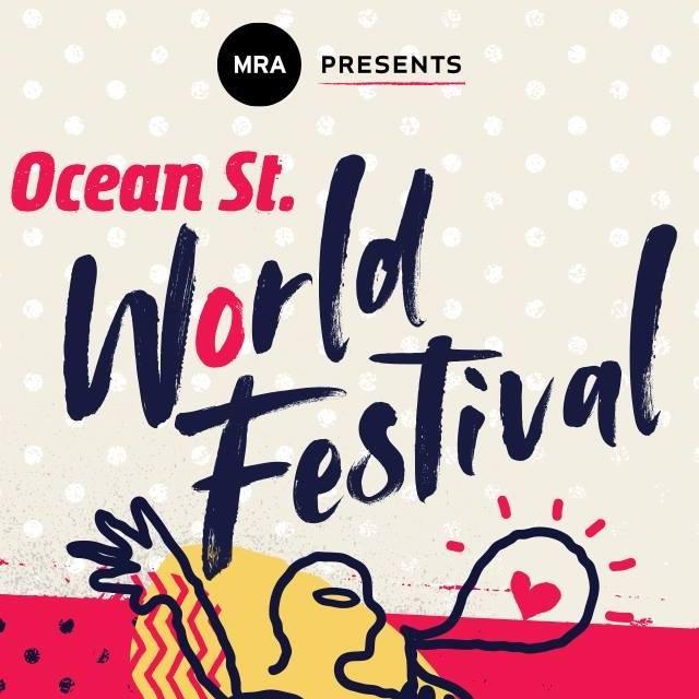Ocean STreet World Festival Poster