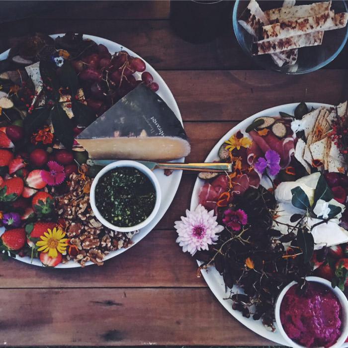 Something For Catering's Grazing Platter