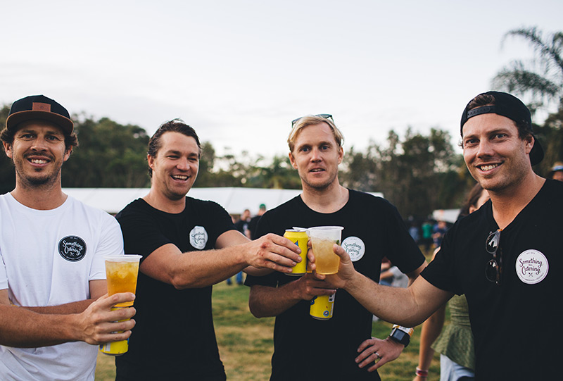 Festival bar service